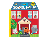 School House (With press-outs and stickers)