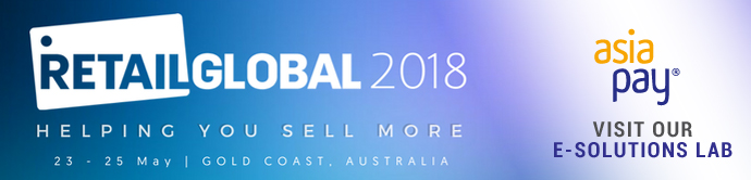 Retail Global 2018, 23-25 May Gold Coast, Australia