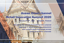 AsiaPay participate in the Asean Omni-channel Retail Summit 2020 in Bangkok, Thailand