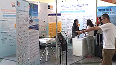 AsiaPay was invited to join the 2015 Shanghai World Travel Fair