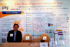 AsiaPay joined Fraud & Payment Costs - 4th Annual ATPS Asia-Pacific in Bangkok