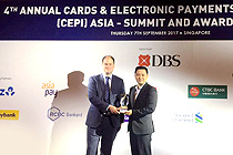 AsiaPay received Cards & Electronic Payments International (CEPI) Asia Disruptor Award - Institutional.