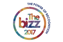AsiaPay(联款通)荣获 World Confederation of Businesses ( WORLDCOB ) 颁发 THE BIZZ 2017 - INSPIRATIONAL COMPANY 大奖 。