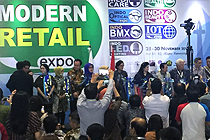 AsiaPay attended the 2nd Modern Retail Expo 2017 in Jakarta, Indonesia.