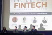 AsiaPay attended Inside Fintech Conference & Expo in Seoul, South Korea.