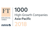 AsiaPay is honored to be included in FT1000: High-Growth Companies in Asia-Pacific.