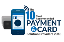 聯款通被 Insights Success 評選為「10 Most Recommended Payment and Card Solution Providers 2018」。