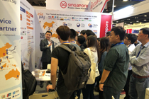 AsiaPay has exhibited at Seamless e-Commerce Asia 2018 in Singapore