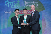 AsiaPay received Smart City Awards 2018 - Smart Economy by ET Net.