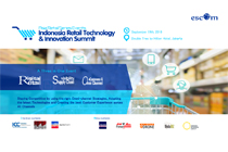 AsiaPay attended the 3rd Indonesia Retail Technology & Innovation Summit in Jakarta, Indonesia.