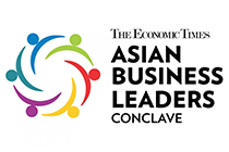 AsiaPay CEO delivers a speech at 3rd Edition of the Economic Times Asia Business Leaders Conclave in Hong Kong