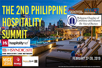 AsiaPay attend the 2nd Philippine Hospitality Summit in Manila, Philippines
