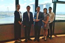 AsiaPay are delighted to receive The Electronic Payment Solutions Provider of the Year 2019 - Asia at Singapore Business Awards