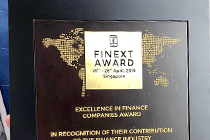 AsiaPay Named Excellence in Finance Companies Award at 2019 FINEXT Awards Ceremony in Singapore