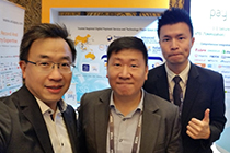 AsiaPay joined The Asia Pacific Visa Security Summit in Shanghai, China