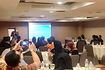 AsiaPay supports Medan Workshop in Indonesia.