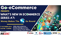 AsiaPay supports Go-eCommerce's workshop in Malaysia.