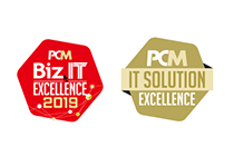 AsiaPay receive the 11th Biz IT Excellence 2019 Award by PCM