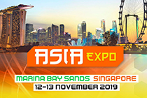 AsiaPay attend the FTE-APEX Asia EXPO in Singapore