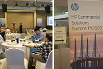 Our CEO, Joseph Chan is glad to join HP Commercial Solutions Summit FY2020 in Malaysia.