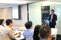 AsiaPay participates in the SAP Customer Experience and AsiaPay Online to Offline Strategy Seminar in Hong Kong