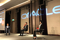 AsiaPay participates in the Oracle Modern Business Summit in Taipei, Taiwan