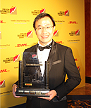 AsiaPay wins HK Business Award 2011