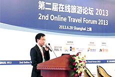 AsiaPay joined 2nd Online Travel Forum 2013