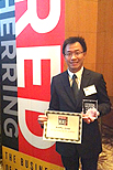AsiaPay Named a Finalist for the 2013 Red Herring Top 100 Asia Award, Joseph Chan