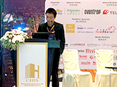 AsiaPay joined China Hotel Innovation Summit 2013