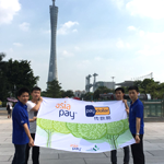 AsiaPay - 'Green Earth action' in China