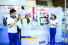 AsiaPay joined RetailEx Asean 2016  in Thailand